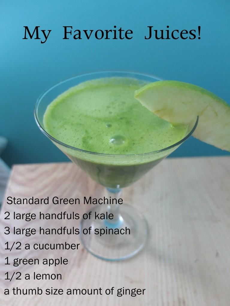 standardgreenjuice
