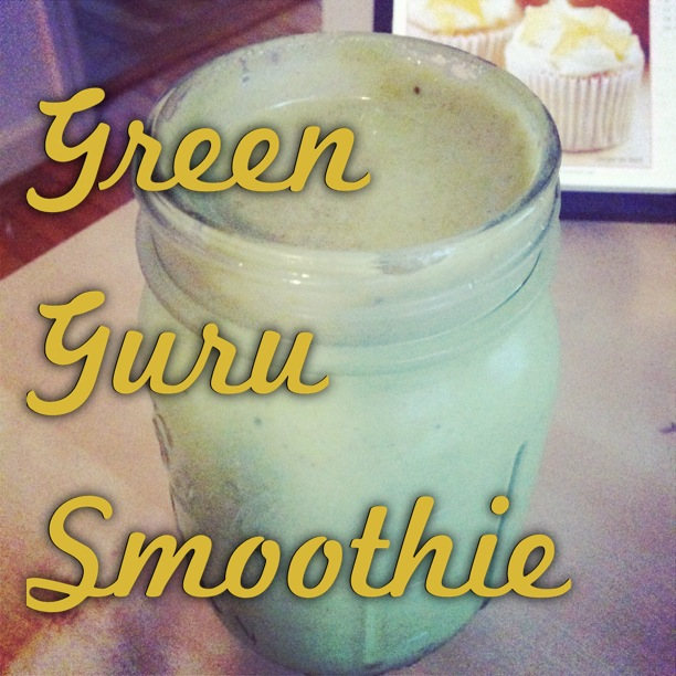 Green Guru Smoothie