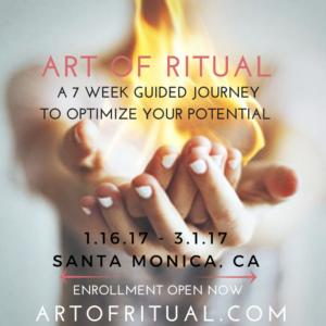Art of Ritual social