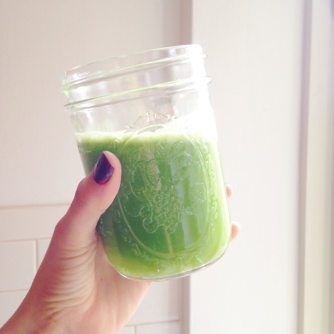 Green Juice Light