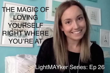 The MAGIC of LOVING YOURSELF right now