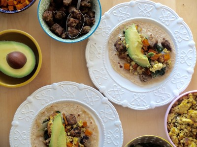 Healthy, Vegan and Gluten Free Breakfast Tacos