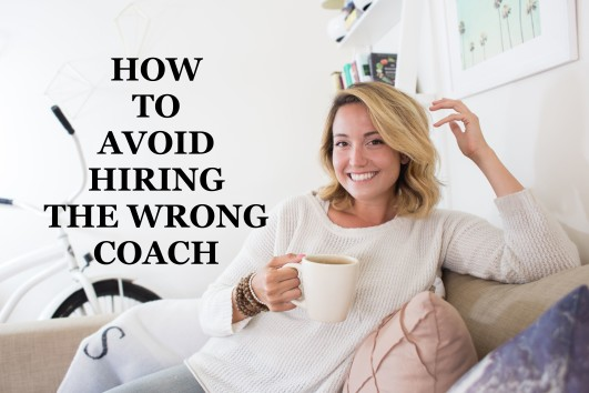 A PSA About Hiring a Life Coach (or Business Coach)